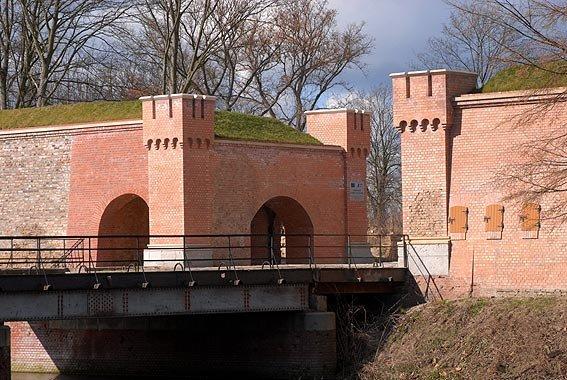 Na zdjęciu odrestaurowany obiekt Bramy Chyżańskiej