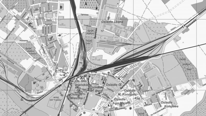 Ogłoszenie o wyłożeniu do publicznego wglądu projektu Studium uwarunkowań i kierunków zagospodarowania przestrzennego Miasta Kostrzyn nad Odrą
