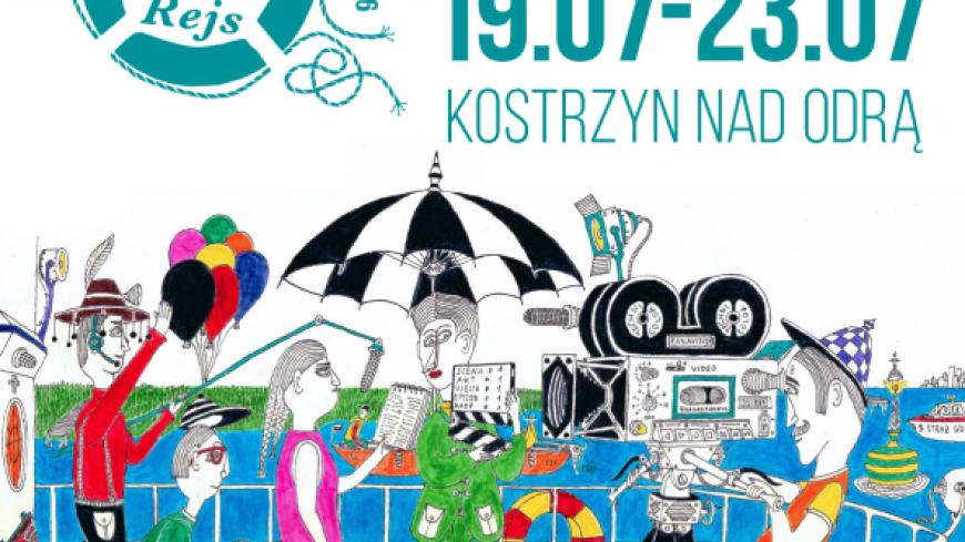 Statek kultury ponownie zacumuje 19 lipca w Kostrzynie