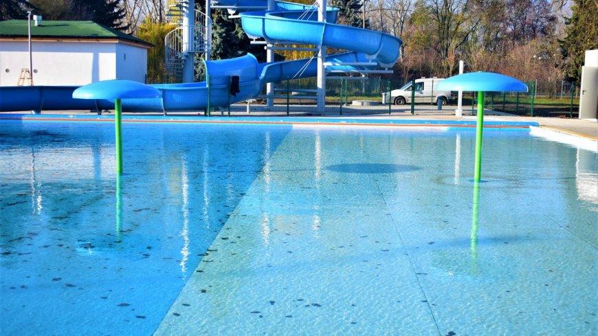 na zdjęciu zmodernizowany mały basen